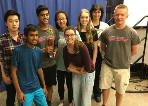 Students TEAM up for national competition