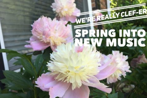 Spring into new music