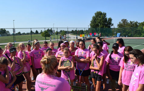 Community gathers in support for sophomore Brynn Haun