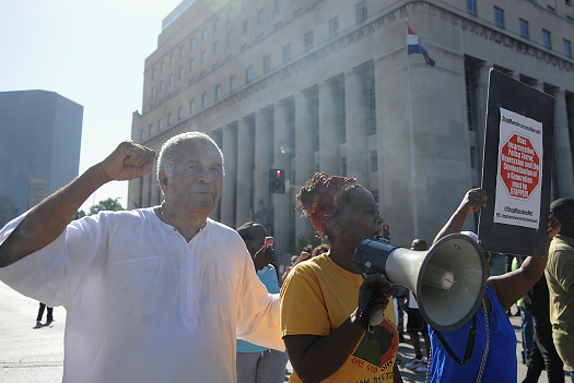 BREAKING NEWS: St. Louis prepares for largest social justice demonstrations since Ferguson