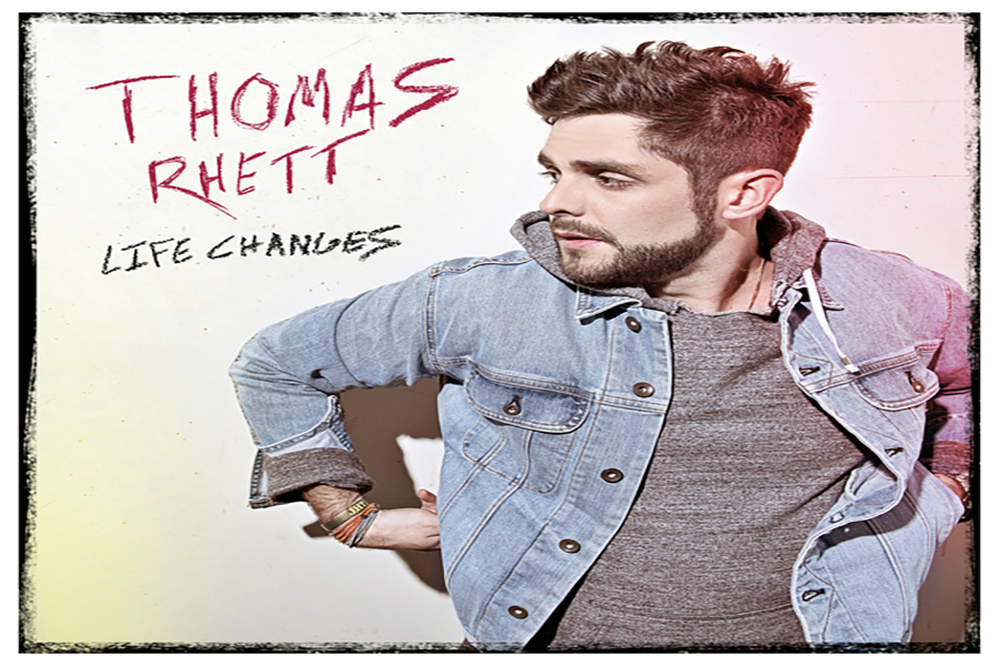 Cover art for Life Changes.
