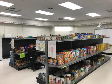 Parkway food pantry opens doors to all families