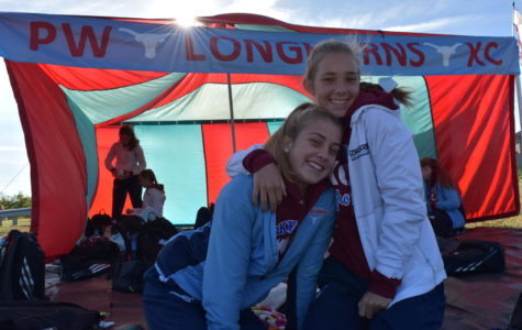 Photo Gallery: Girls cross country practices the mundanity of excellence