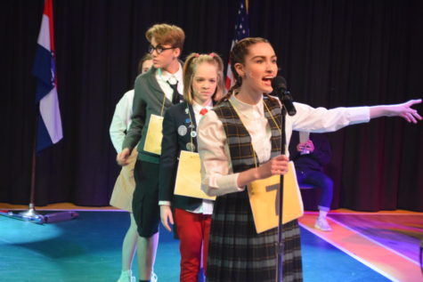 The 25th Annual Putnam County Spelling Bee review