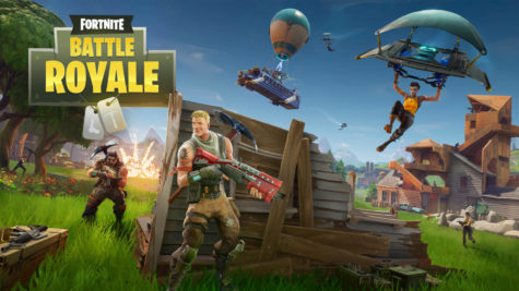 The story behind Fortnite