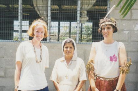 Science Teacher Amy Cohen retells her adventures overseas before teaching at West