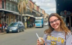 Orchestra students embrace the culture of New Orleans