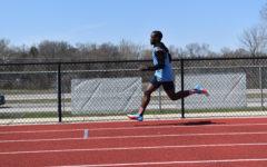 Senior track runners reap rewards of hard work