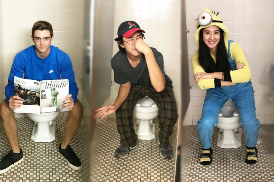 The search is over: restroom reviews