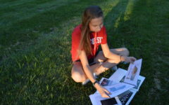 Earth Sciences camp inspires junior Lauren Beard to pursue Meteorology