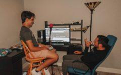 Junior Andrew Jolly and senior Ali Yumuk release debut rap album