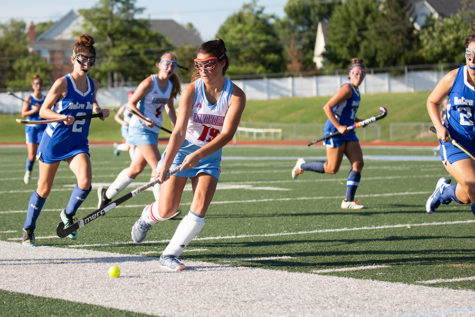 Field hockey gets ready for post season