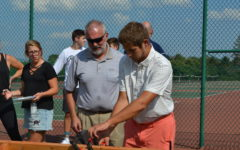 Junior Matthew Hopper honors Brynn Haun through Eagle Scout project