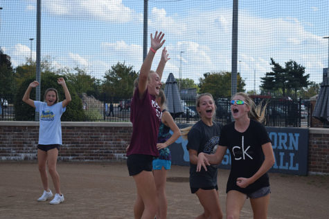 Softball team carries on annual prank and other long standing traditions