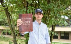 Senior Will Cremeens finds himself through Jesus Christ