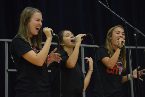Showcase concert sets music department off on a strong start