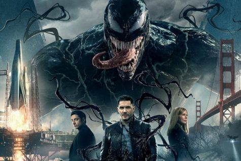 """Venom"" is entertaining, and it's not sure why"