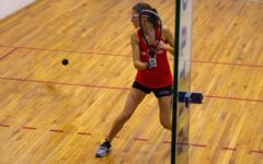 Junior Erin Slutzky represents Team USA at Junior Worlds for racquetball
