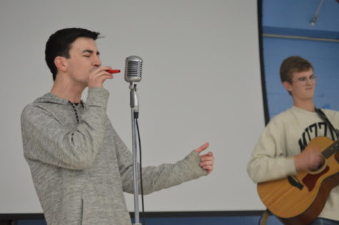 Environmental Sustainability class puts on second successful benefit concert