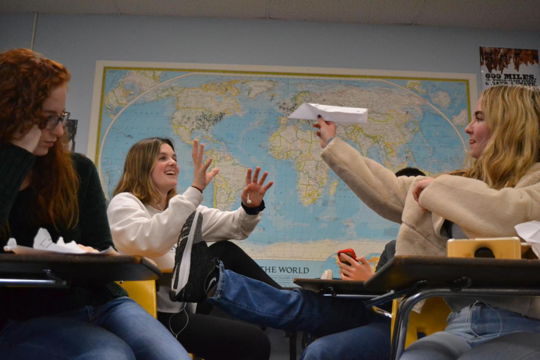 Substitutes, not study halls