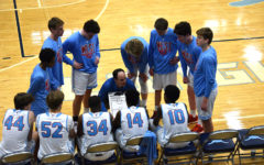 Alumnus Chris Sartorius returns to coach JV boys basketball