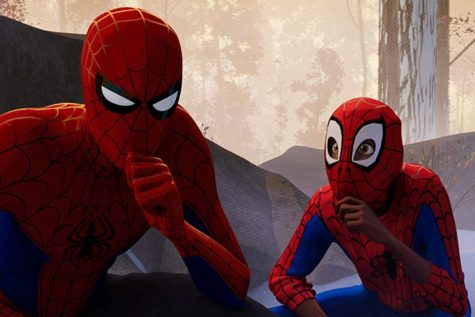 Prepared to be shocked: this movie makes Spider-Man feel new