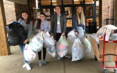 "Quill and Scroll Members capitalize on Marie Kondo's ""Tidying Up"" to help other students"