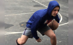 Freshman Martin Franciscus overcomes diabetes through basketball passion