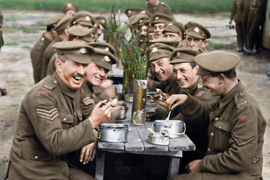 """They Shall Not Grow Old"" brings the past to life"