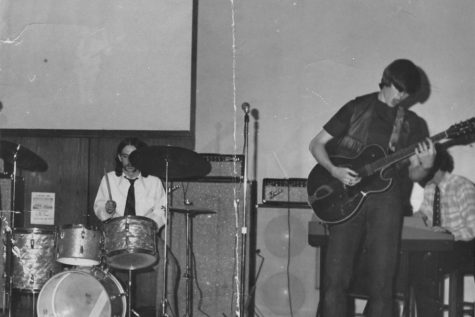 Inside class of 1969 alumnus Glen Leber's band that 'rocked' through high school