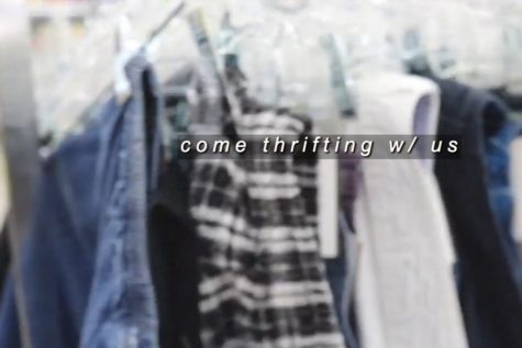 Come thrift with us