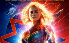"""Captain Marvel"" flies high"