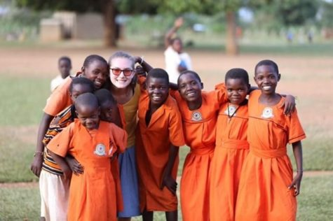 Mission Compassion: Sophomore Megan Gordon builds connections and knowledge through Ugandan mission trip