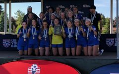 Sophomore Ella Roesch utilizes grit and God to win soccer championships