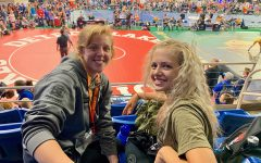 Sophomore Paige Wehrmeister develops wrestling skills at National Championships