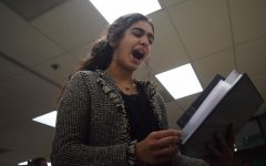 Sexism in speech and debate: competitive speakers' fight for their voice