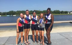 Olympic Rowing Development Camp trains junior Emma Wistuba for success