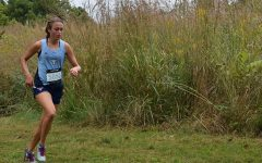 Girls cross country travels cross-state to experience new course