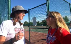 Alumna Audra Hartwell returns to reverse roles from player to coach
