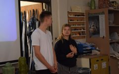 German exchange students experience America: Intruder drills
