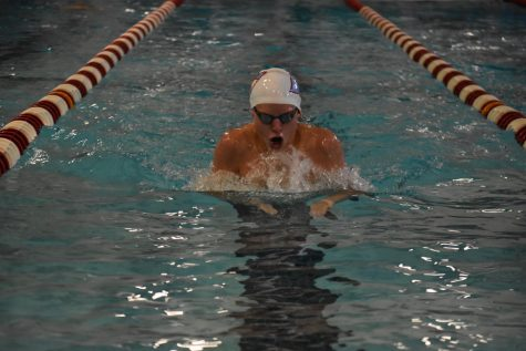 Will Bonnett: from surgery to state in one swim season