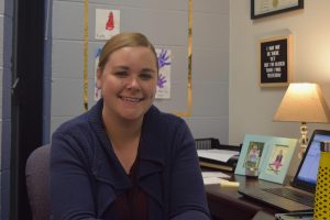 Meet the new care counselor Rebecca Morris