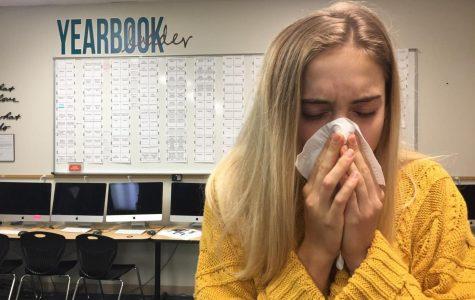 2. BREAKING: Rampant plague ravages senior class
