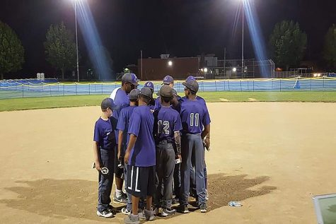 "Youth baseball coach and alumni Sherron Rives tells his players the long season is not over yet after winning first place in a spring tournament. Rives led his 14 and under team to three tournament wins in 2018. ""It was really different to play for him,"" sophomore Nathan Basler said. ""He had a different passion for the game, and you could see it in his eyes when he was coaching. He loves baseball more than anyone I've seen before."""