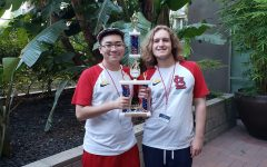 Robotics and Soccer: how two students qualified for the world championship