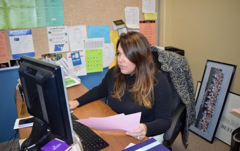 College and career center lacks designated college counselor