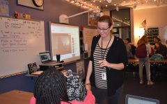 Meet Jessie Menchak, a new American Sign Language teacher