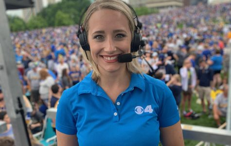 10. Behind the scenes: Alumna Kim St. Onge shares her journey to becoming a broadcast journalist