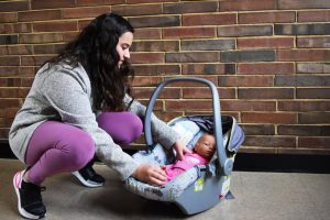 Bringing home a robot baby: A Child Development students rite of passage