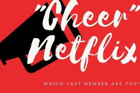 "Which member of Netflix's ""Cheer"" are you?"